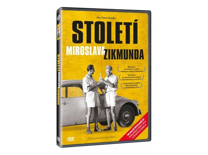 DVD: Století Miroslava Zikmunda