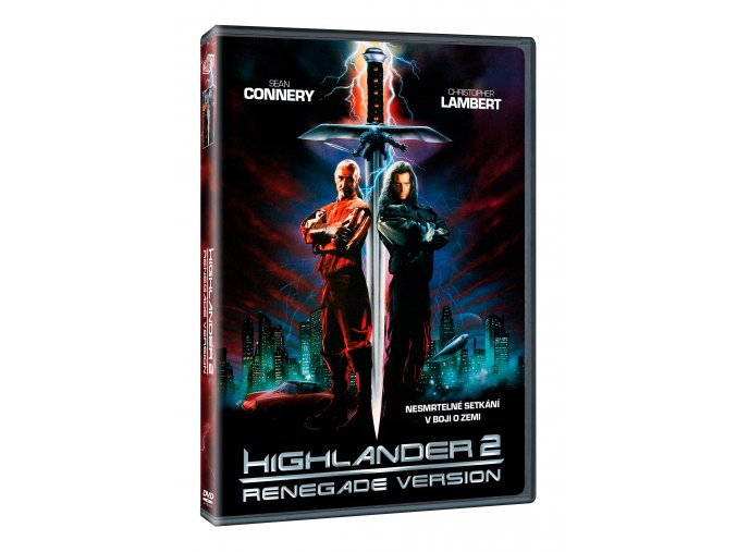 Highlander 2 - Renegade Version DVD