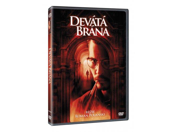 DVD: Devátá brána
