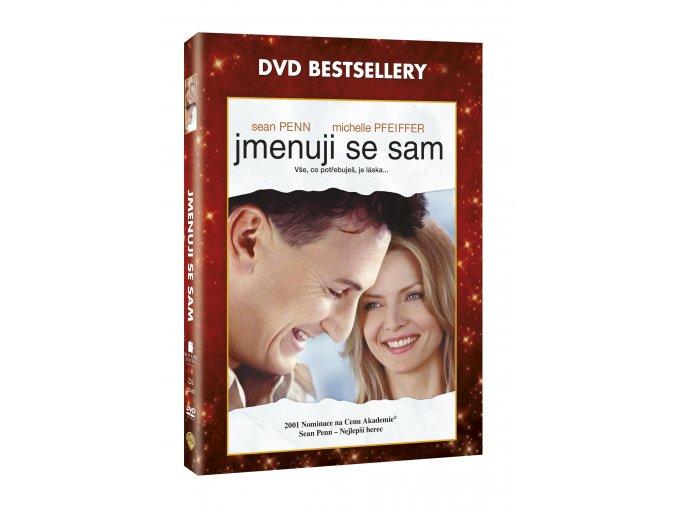 Jmenuji se Sam DVD - Edice DVD bestsellery