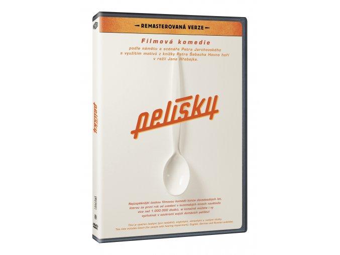 DVD: Pelíšky (remasterovaná verze)