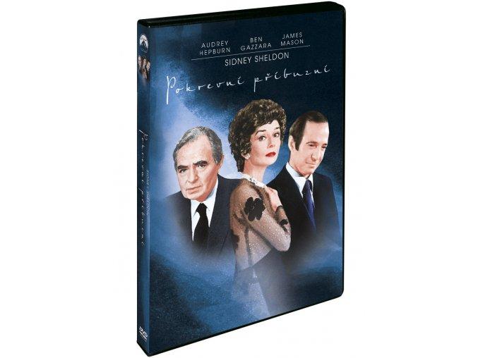 Pokrevní příbuzní DVD