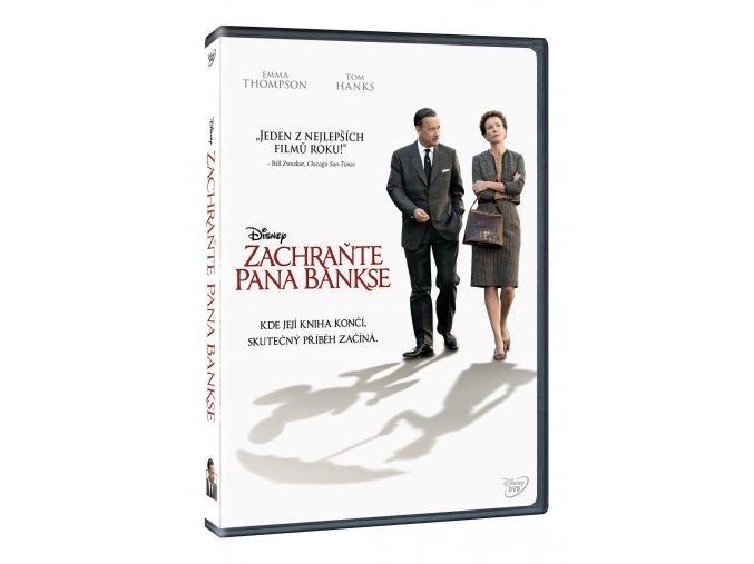 Zachraňte pana Bankse DVD