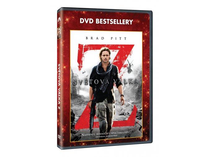 DVD: Světová válka Z - Edice DVD bestsellery