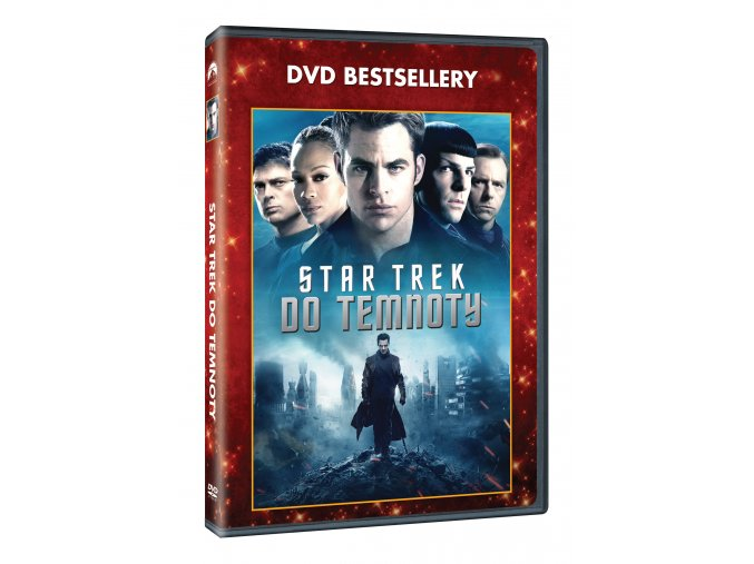 Star Trek: Do temnoty DVD - Edice DVD bestsellery