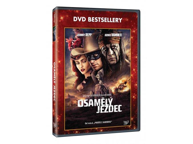 Osamělý jezdec DVD - Edice DVD bestsellery