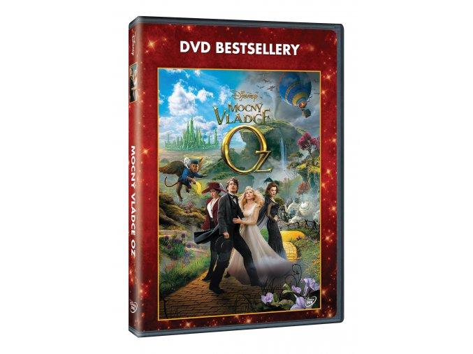 DVD: Mocný vládce Oz - Edice DVD bestsellery