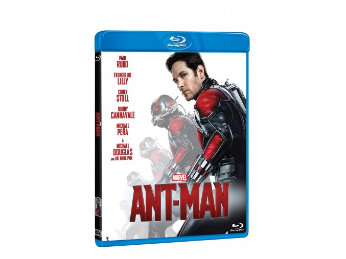Blu-ray: Ant-Man