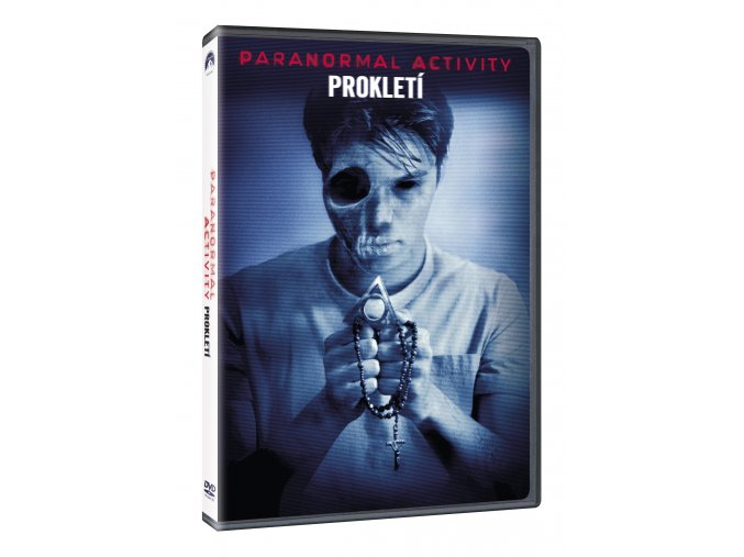 Paranormal Activity: Prokletí DVD