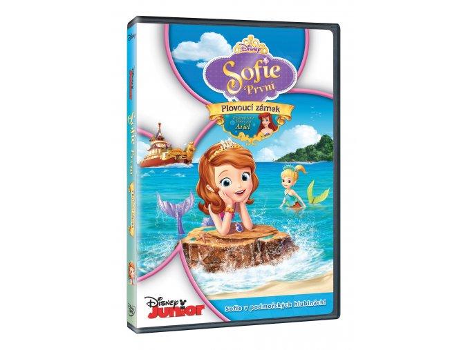 DVD: Sofie První: Plovoucí Zámek