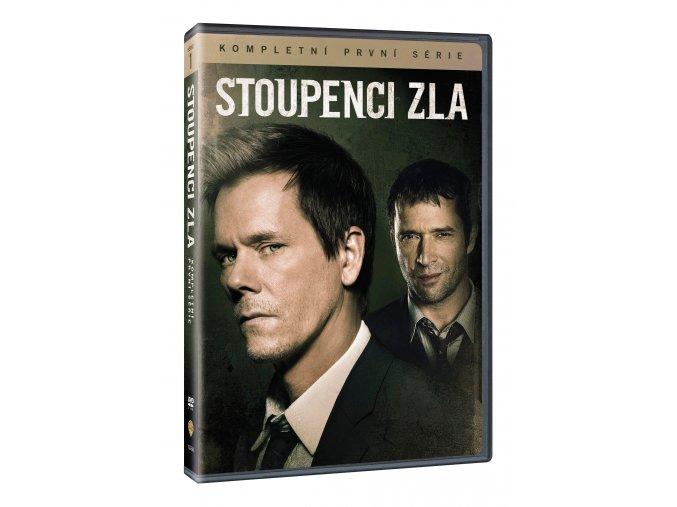DVD: Stoupenci zla 1.série 4DVD