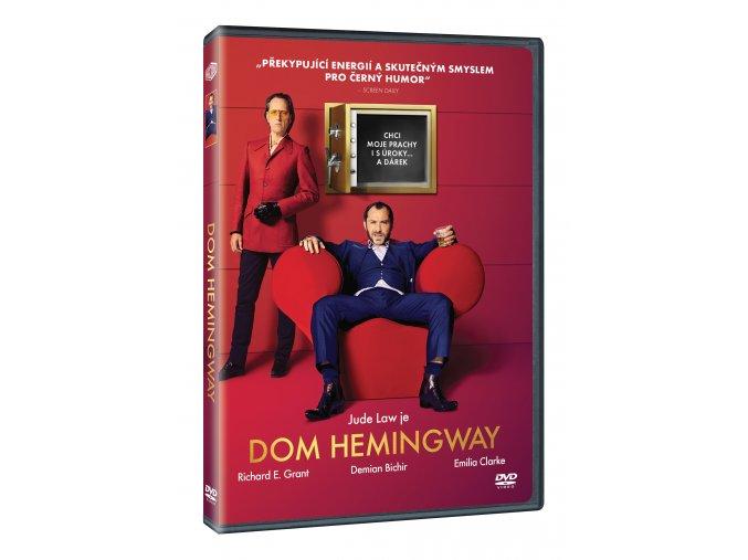 DVD: Dom Hemingway