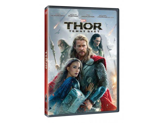 DVD: Thor: Temný svět