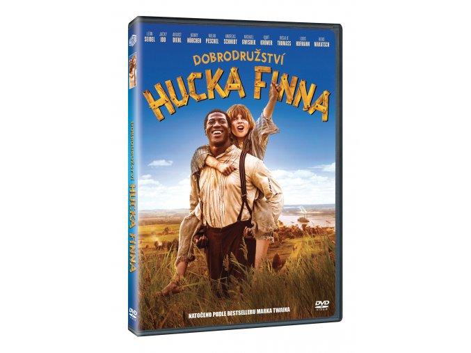 DVD: Dobrodružství Hucka Finna