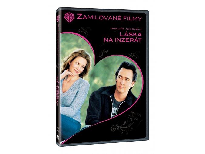 Láska na inzerát DVD - Edice zamilované filmy