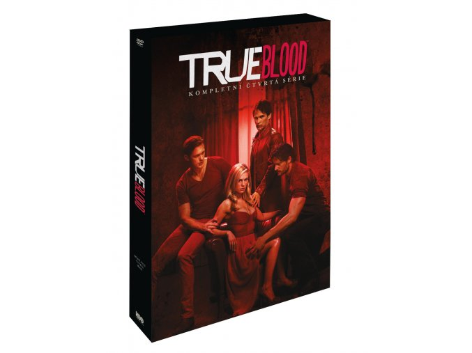 True Blood - Pravá krev 4. série 5DVD