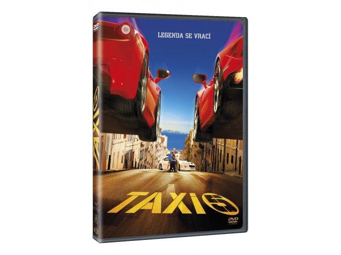 taxi 5 3D O