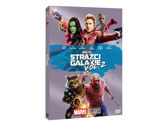 strazci galaxie vol 2 edice marvel 10 let 3D O
