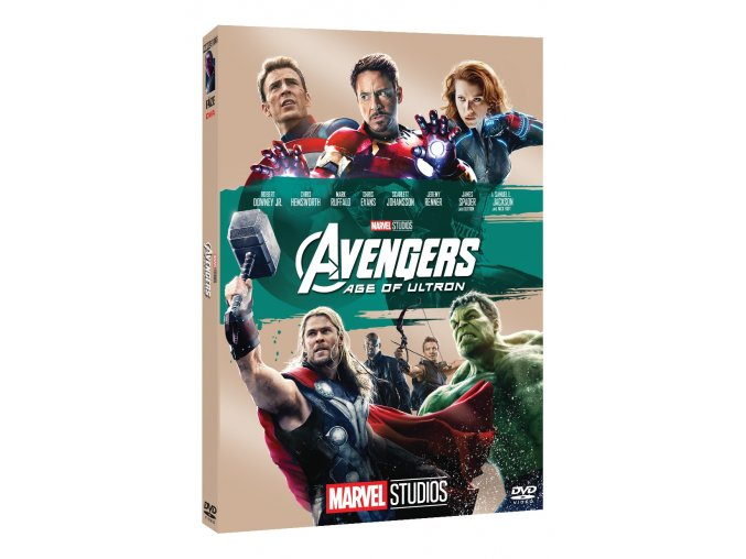 avengers age of ultron edice marvel 10 let 3D O
