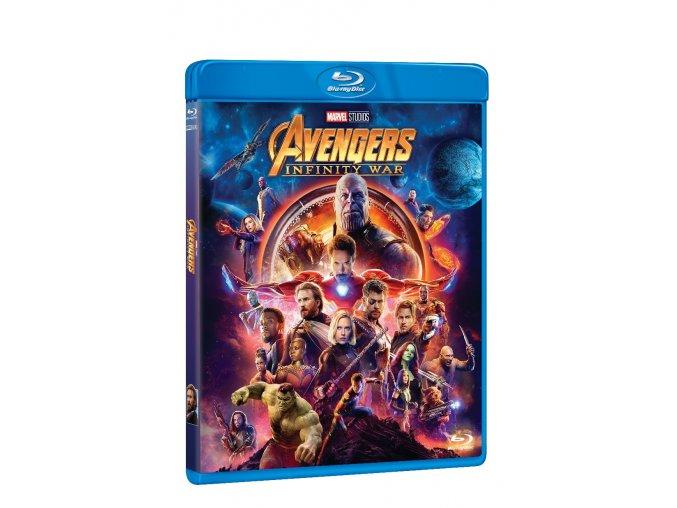 avengers infinity war blu ray 3D O