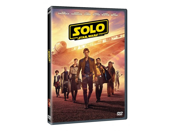 solo star wars story 3D O