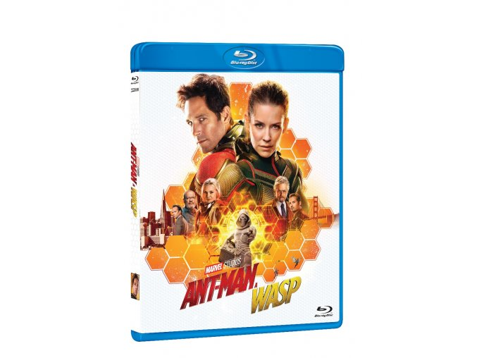 ant man a wasp blu ray 3D O