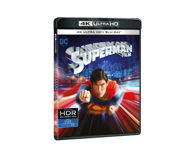 superman 2blu ray uhd bd 3D O