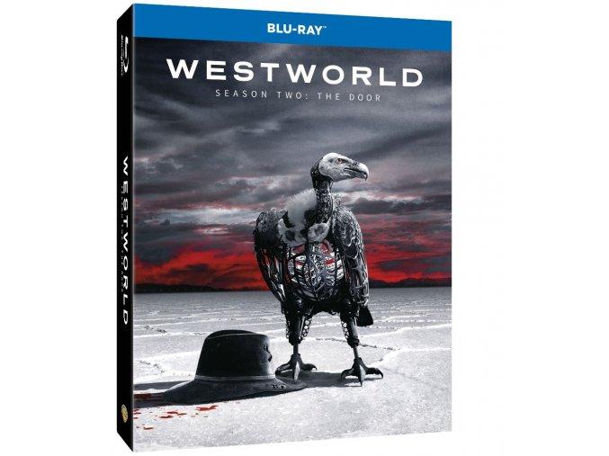 westworld 2 serie 3blu ray 3D O