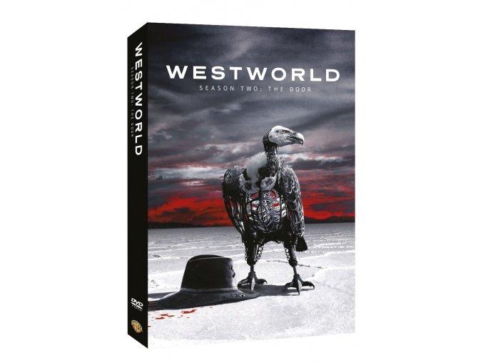 westworld 2 serie 3dvd 3D O