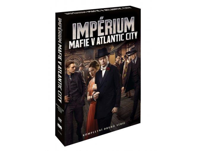 Impérium-Mafie v Atlantic City 2. série 5DVD (VIVA balení)