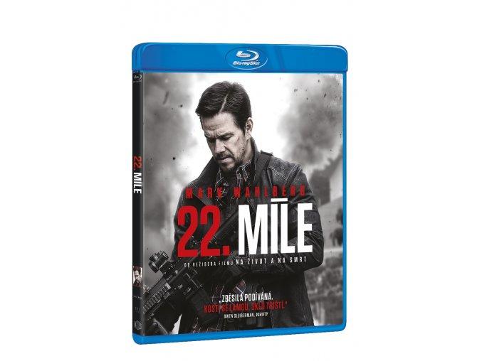22 mile blu ray 3D O