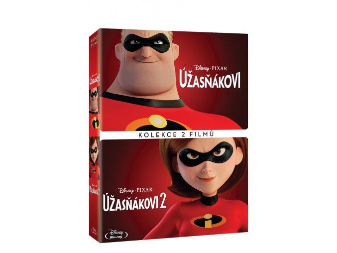 uzasnakovi kolekce 1 2 2dvd 3D O