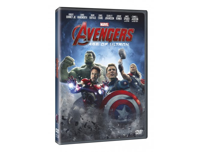 DVD: Avengers: Age of Ultron
