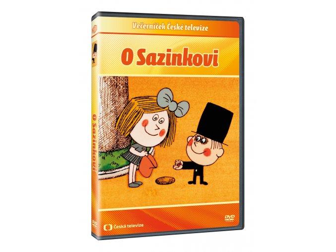 O Sazinkovi DVD