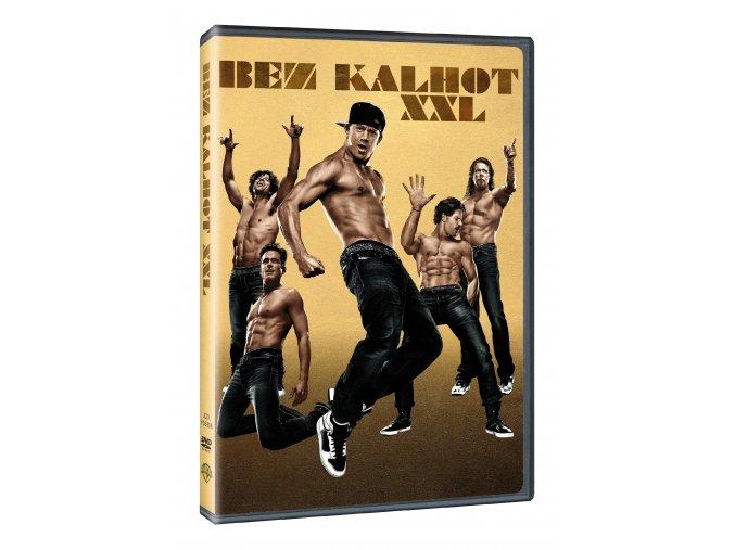 DVD: Bez kalhot XXL