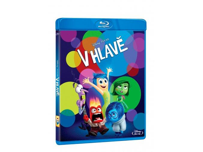 Blu-ray: V hlavě
