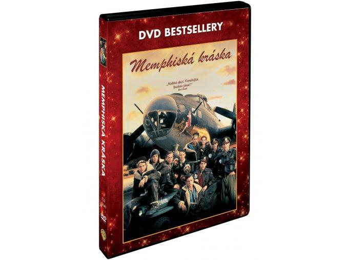 Memphiská kráska DVD (dab.) - DVD bestsellery