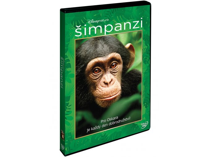 Šimpanzi DVD