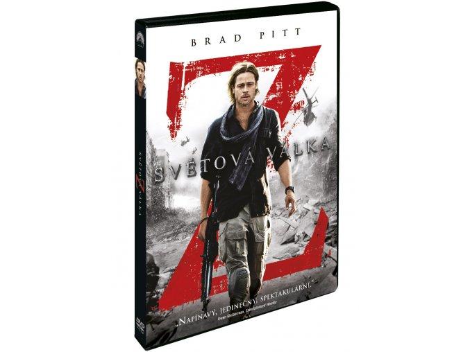 Světová válka Z DVD