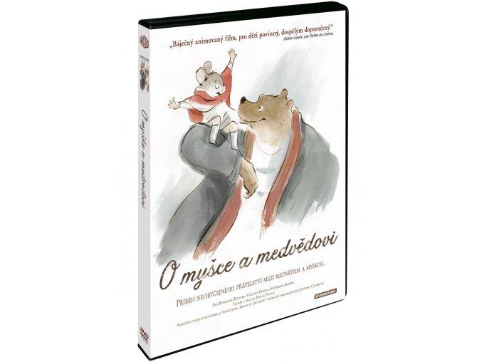 O myšce a medvědovi DVD