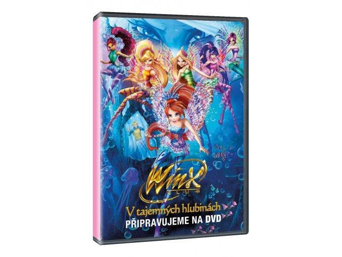 DVD: Winx Club: V tajemných hlubinách