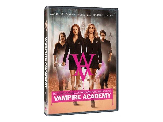 vampire academy 3D O