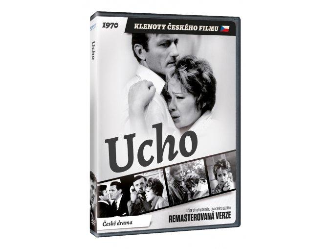 ucho dvd remasterovana verze 3D O