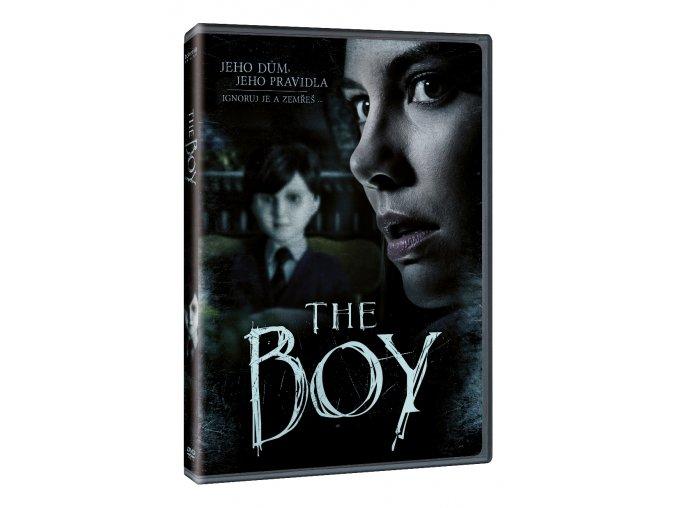 the boy 3D O