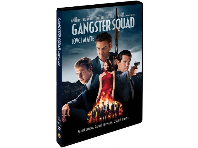 DVD: Gangster Squad - Lovci mafie