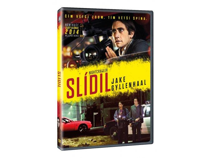 DVD: Slídil