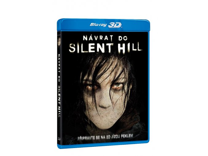 navrat do silent hill 2blu ray 3d 2d 3D O