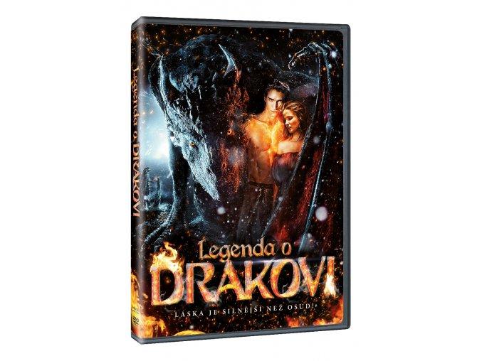 legenda o drakovi 3D O