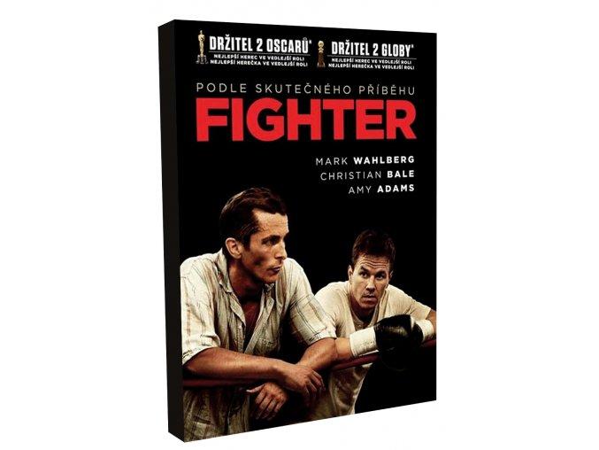 fighter digipack 3D O