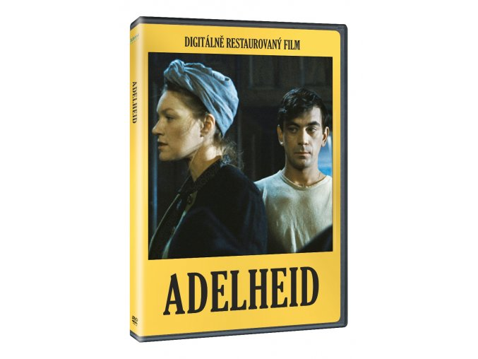 adelheid dvd digitalne restaurovana verze 3D O